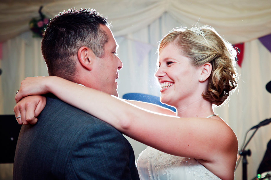 Wedmore Marquee First Dance
