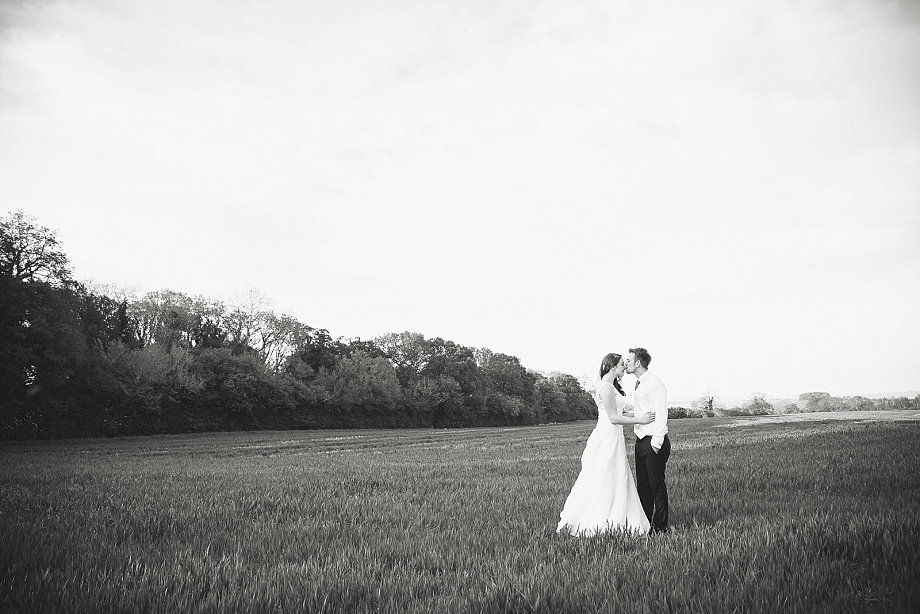 Taunton Marquee Wedding