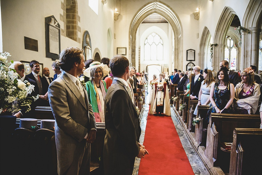 kilmersdon church wedding photos