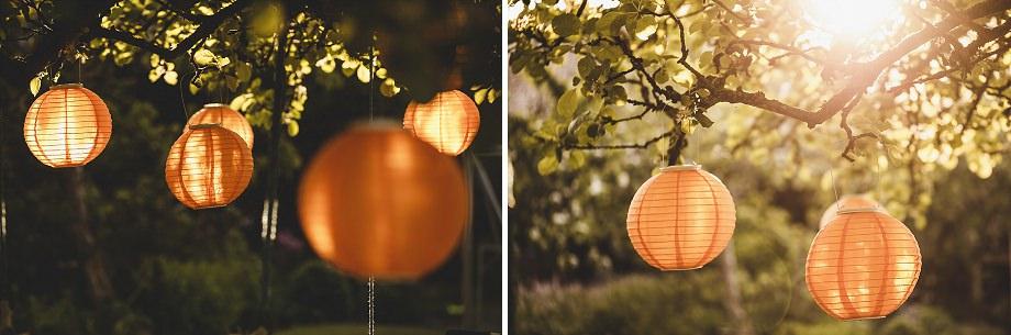 somerset wedding lanterns