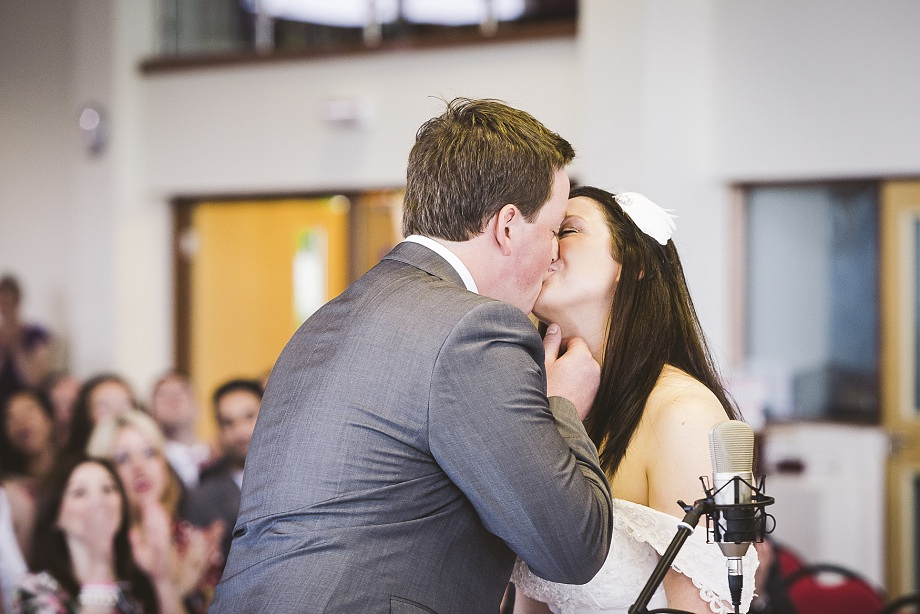 southwest wedding photography, wedmore wedding photos, vintage wedding photographer, summer weddings in somerset, first kiss