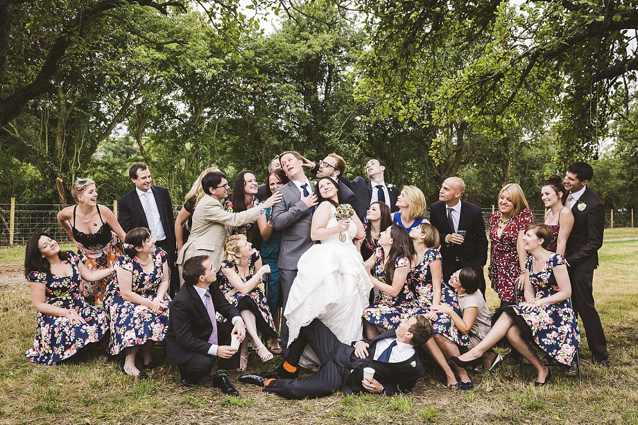 southwest wedding photography, wedmore wedding photos, vintage wedding photographer, summer weddings in somerset, wedding guests group photo