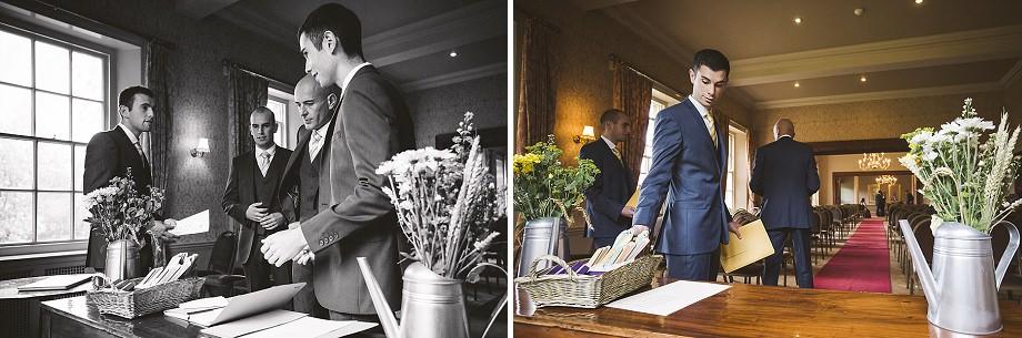 groom in holbrook house