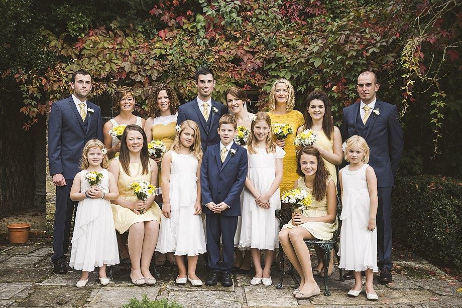 dorset formal wedding photos