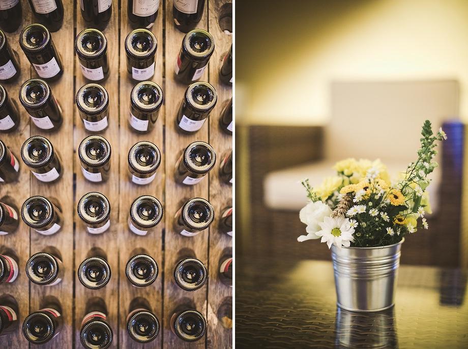 wine for weddings in dorset