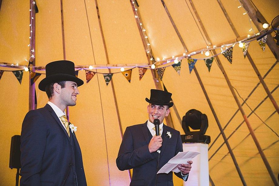 wedding top hats dorset