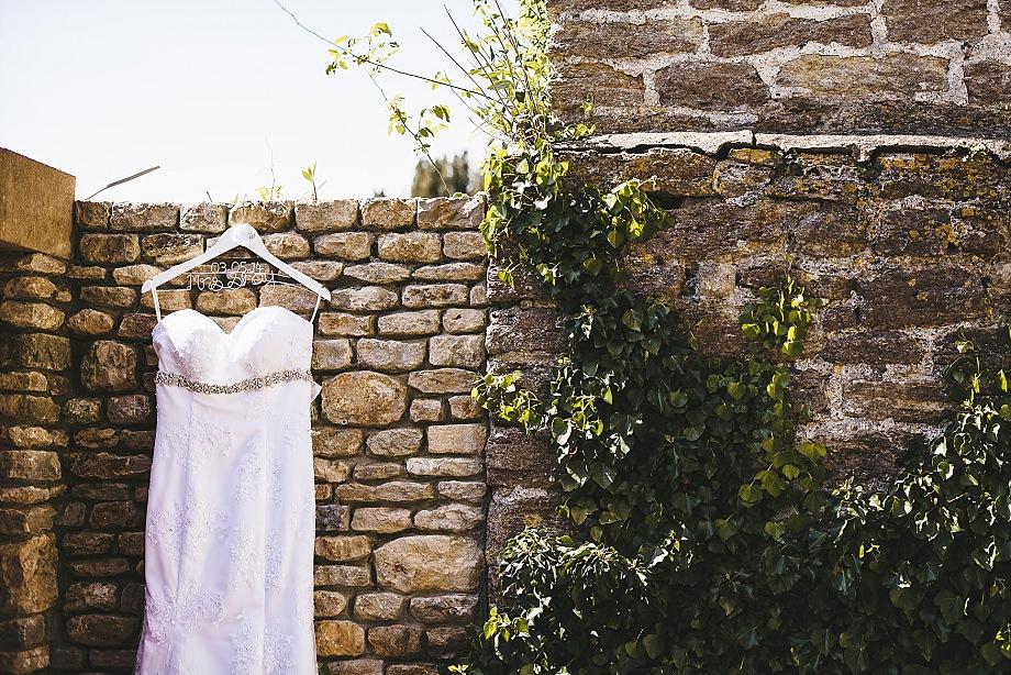 wedding dress in somerset