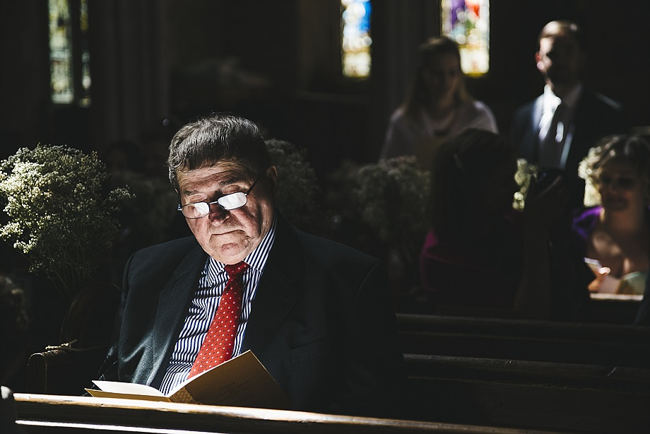 bruton church wedding