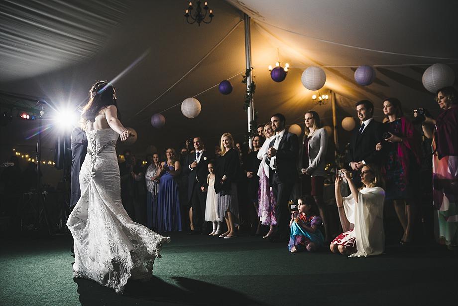 gants mill first dance