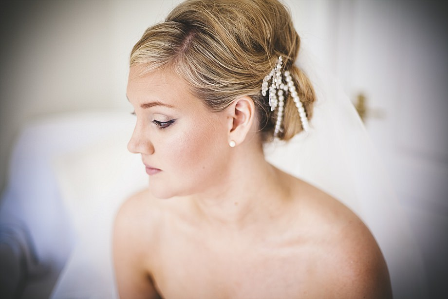 bridal portraiture in berkshire