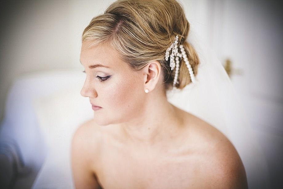 bridal portraiture in berkshire