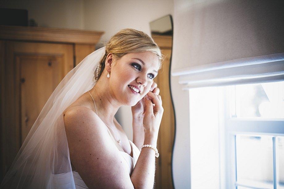 wedding earings berkshire