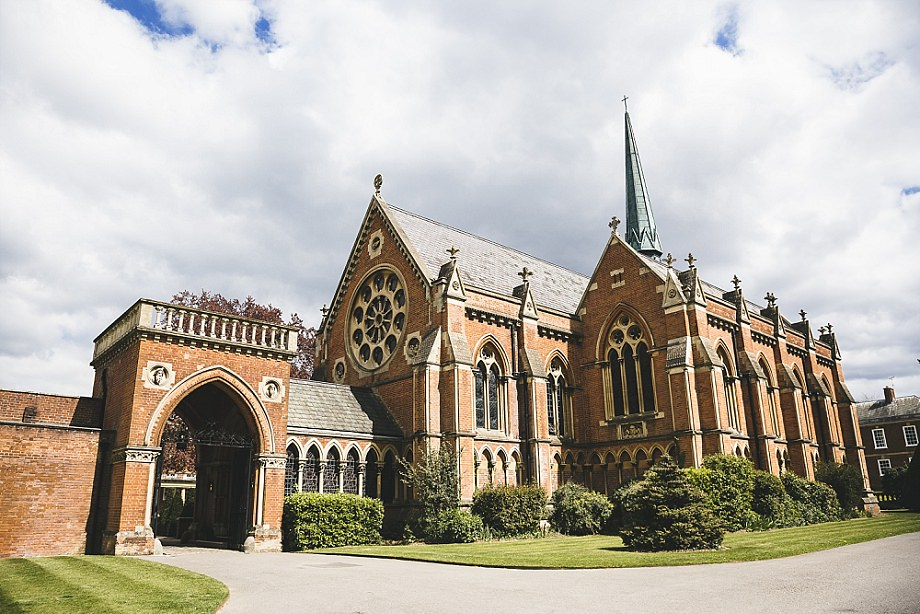 church at wellington college