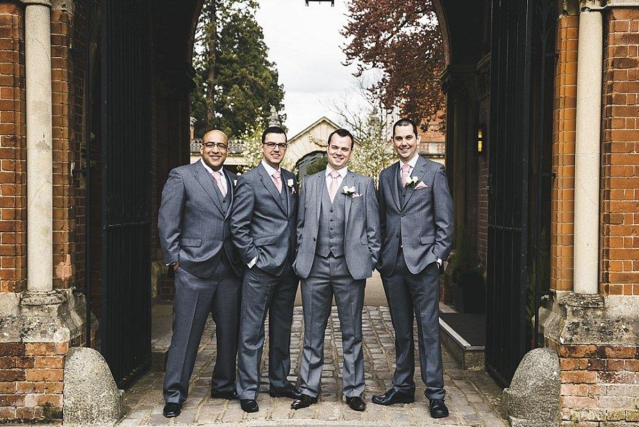 wellington college wedding photographers
