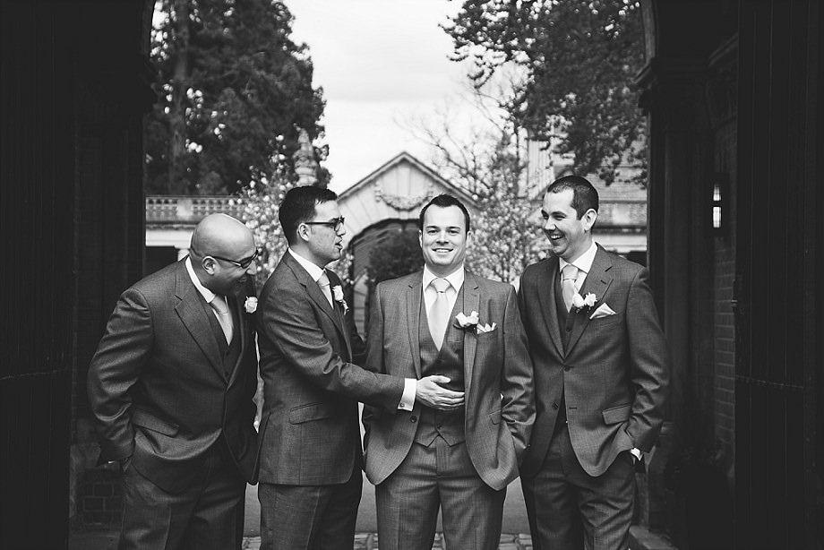 wellington college wedding photos