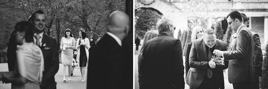 wellington college wedding photography
