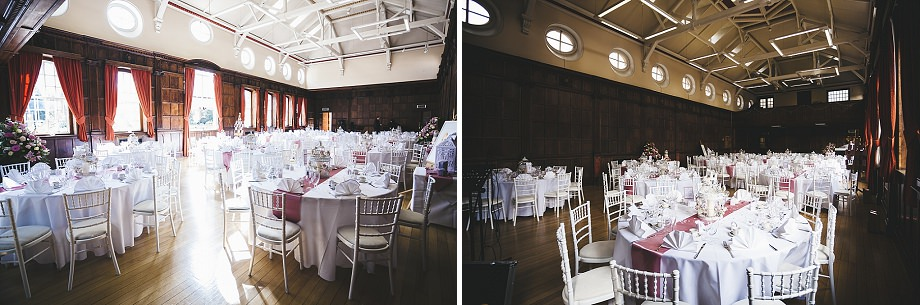 wellington college wedding breakfast