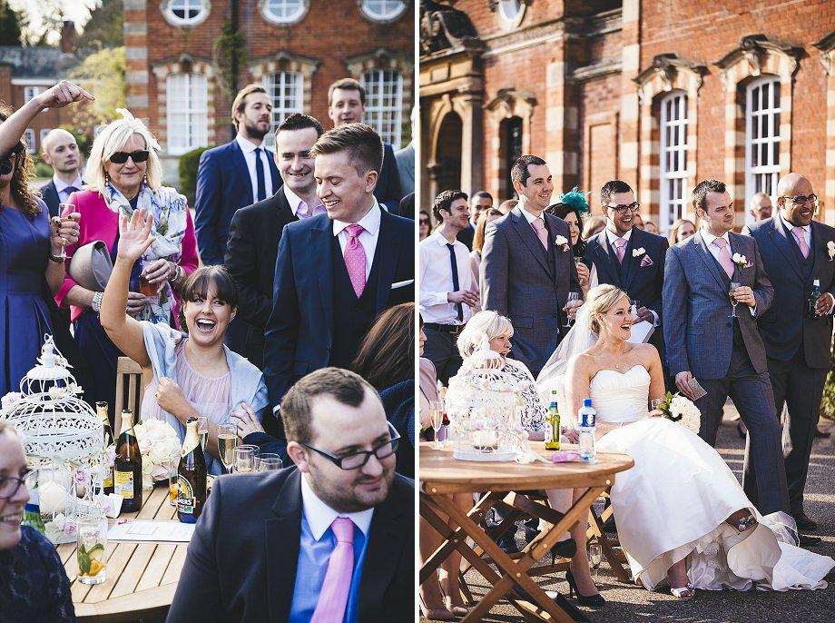 documentary wedding photographers in berkshire