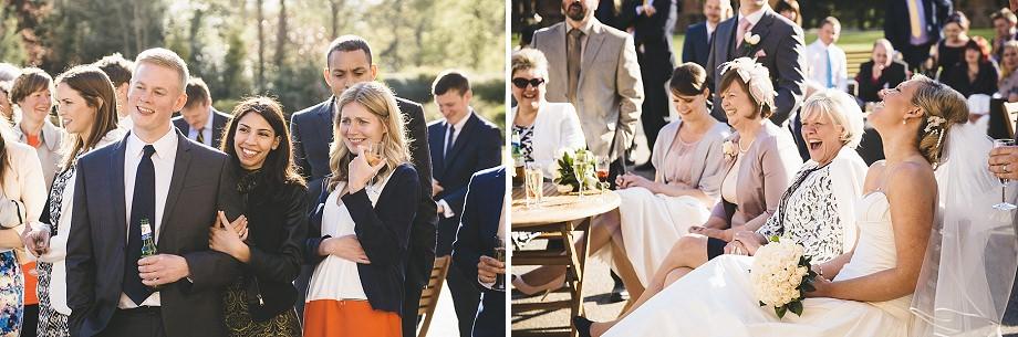 reportage wedding photographers in berkshire