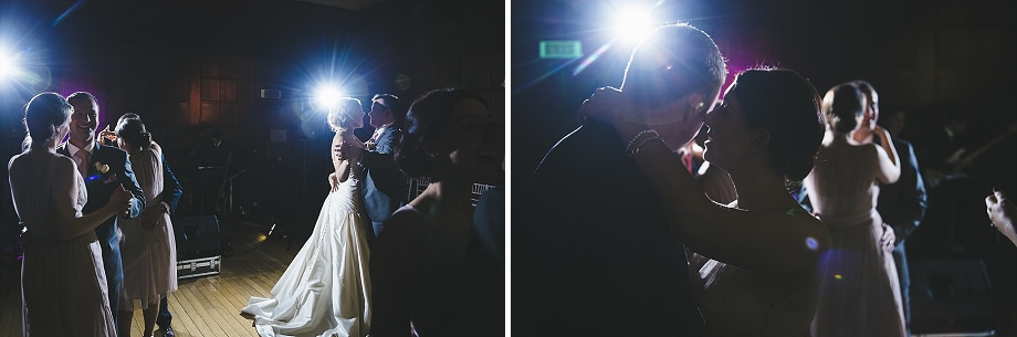 berkshire college wedding photographer first dance