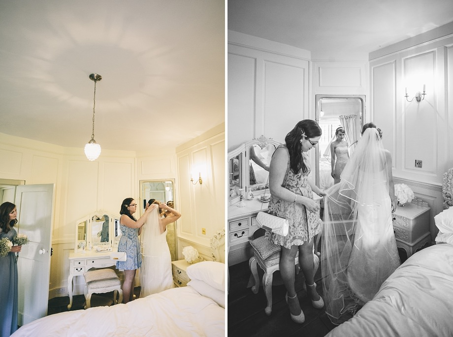 bridal suite brympton d'evercy