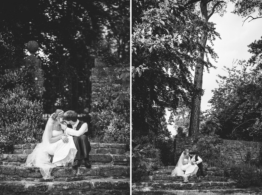 vintage wedding photography brympton d'evercy