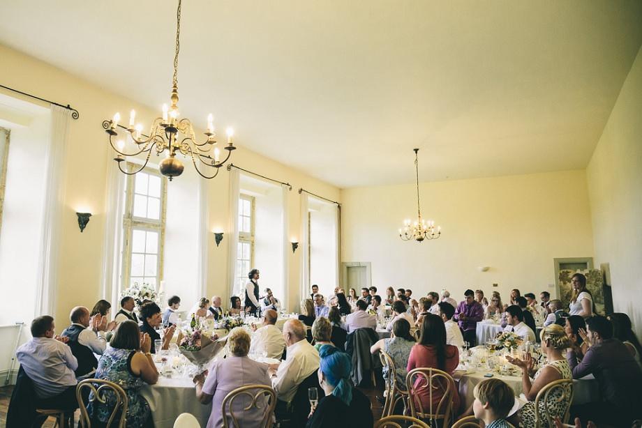 wedding reception brympton d'evercy