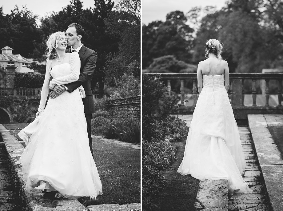 hestercombe gardens wedding photos