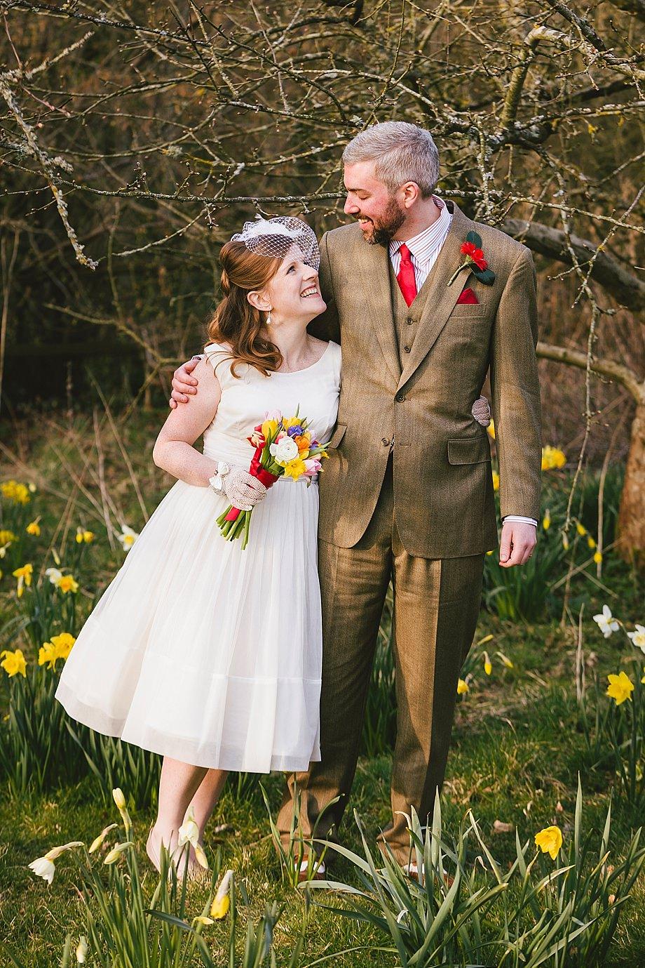 wedding photography at folly farm