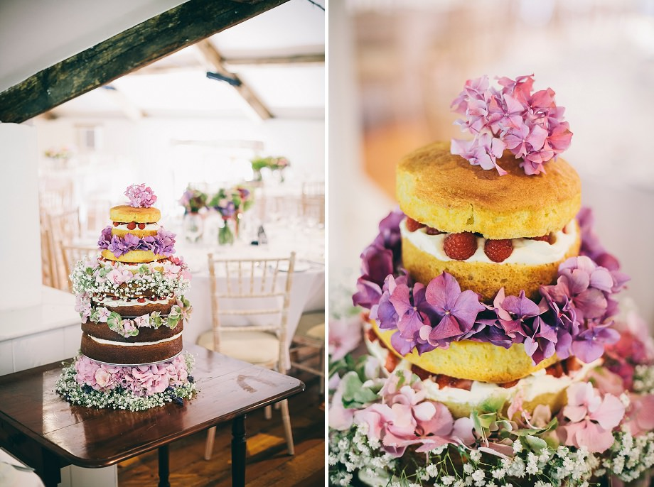 glastonbury wedding cakes