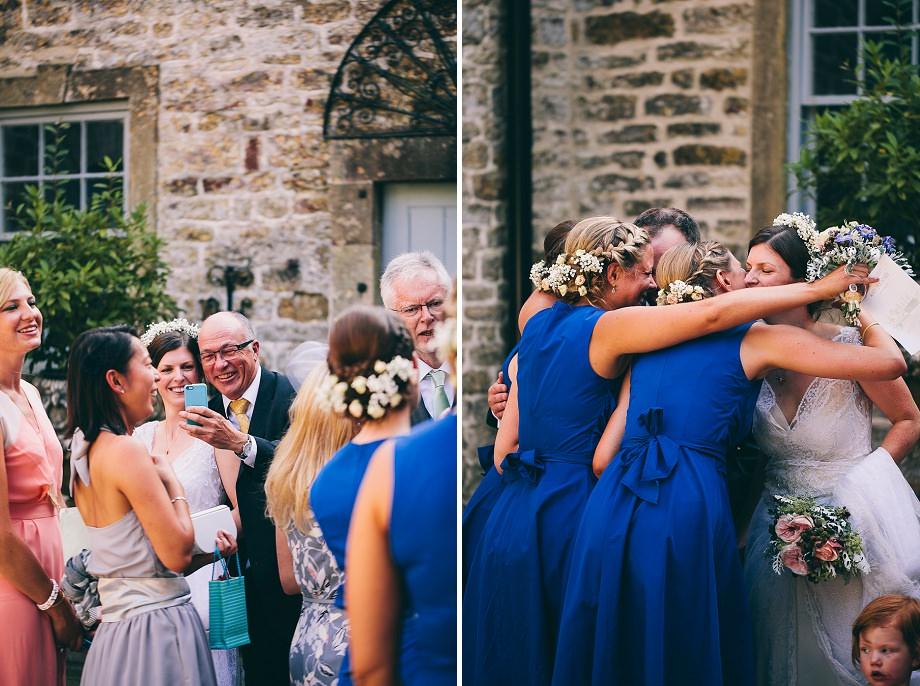 glastonbury bridemaids dresses