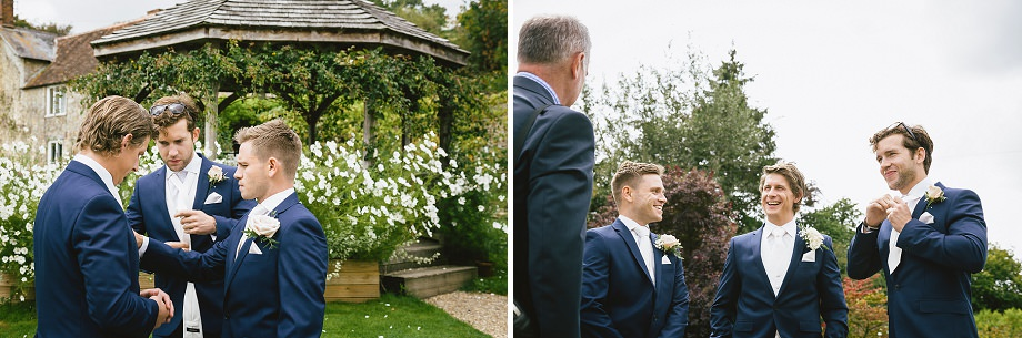 dorset garden wedding