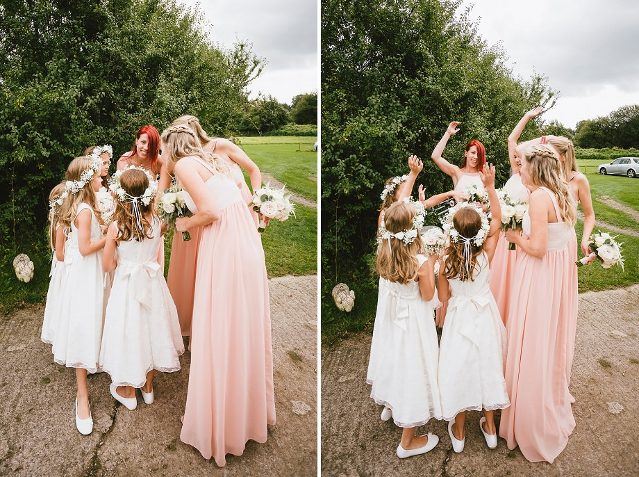 bridesmaids dresses dorset