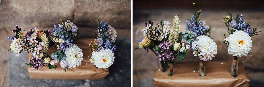 mells wedding florist