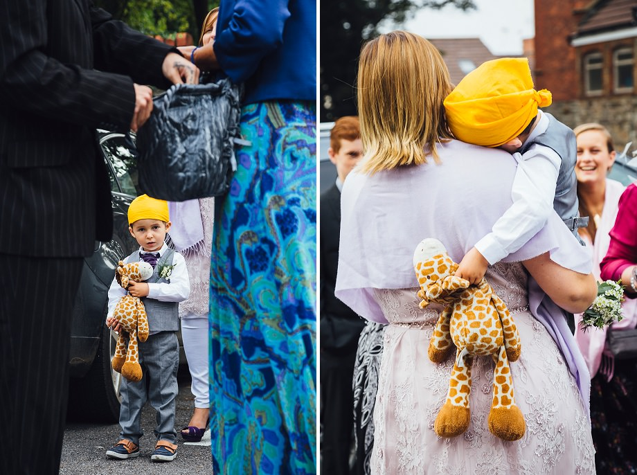 sikh temple wedding in bristol