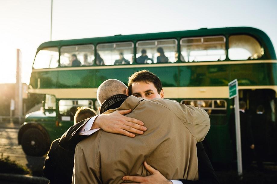 vintage bus somerset