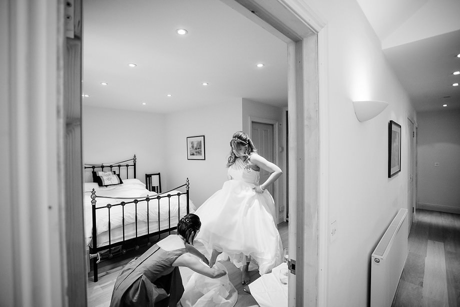 bridal prep to first dance somerset