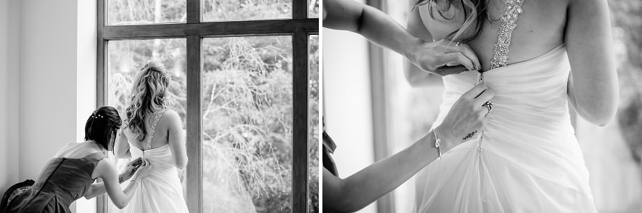 wedding dress somerset photography