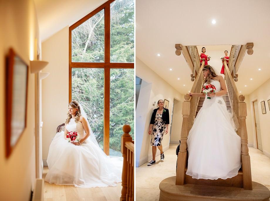 wedding photos in dorset