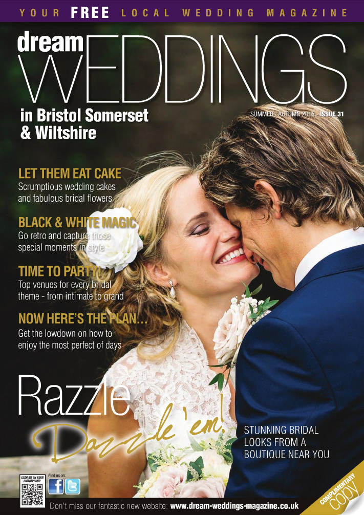 Dream Weddings Front Cover