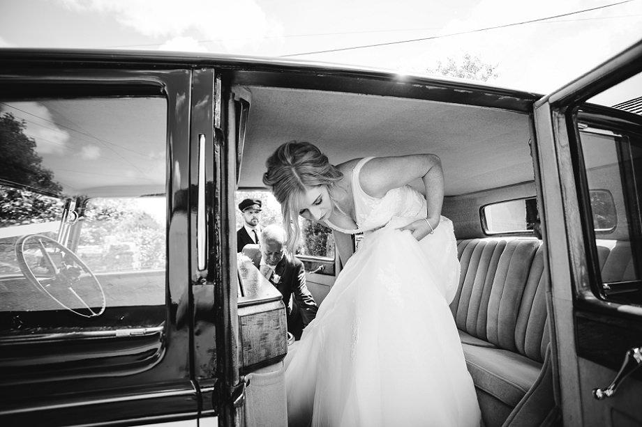 wedding cars bruton