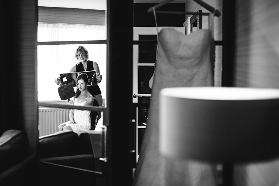 the haven hotel bridal prep wedding photographer