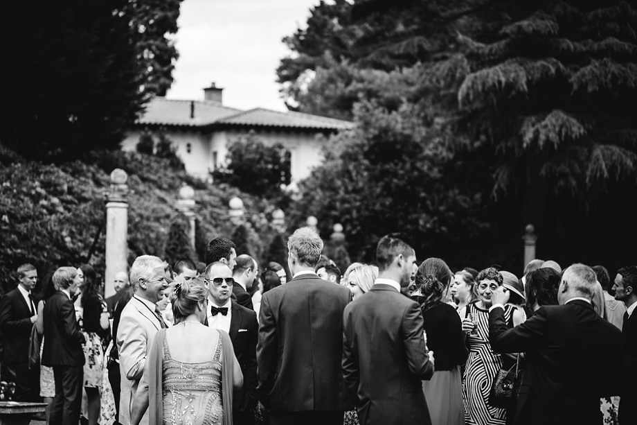the italian villa wedding photography