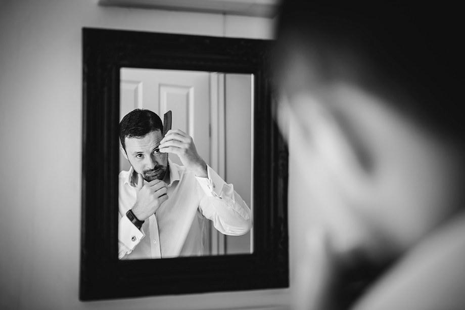 documentary wedding photographer in somerset