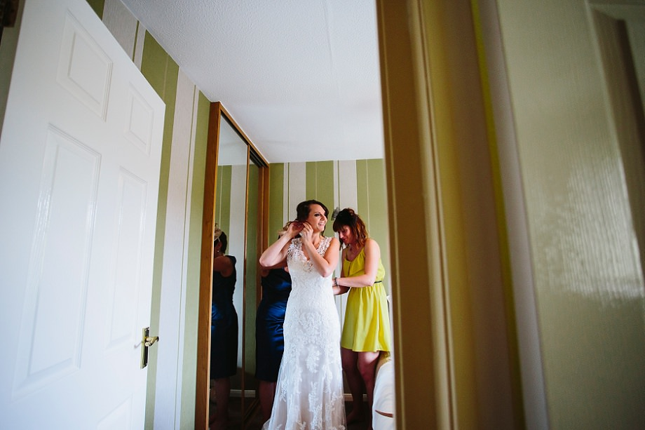 bridal prep photography somerset