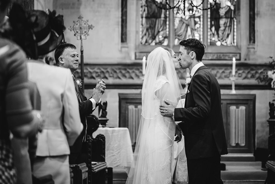 st audries park church wedding photos