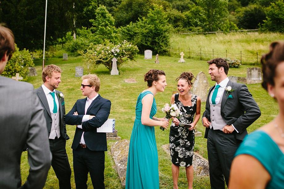 st audries park church wedding photos