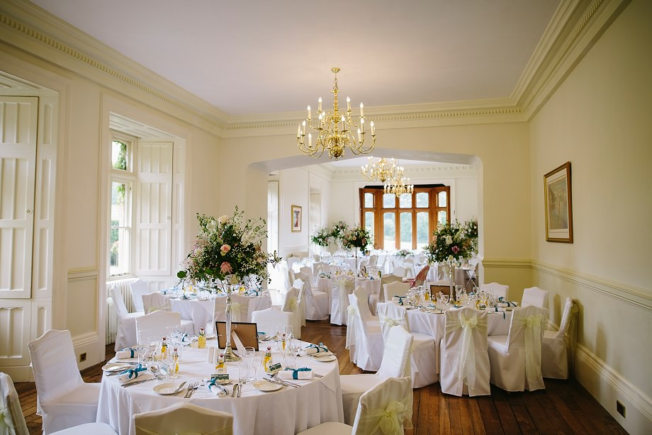 st aurdies park wedding reception