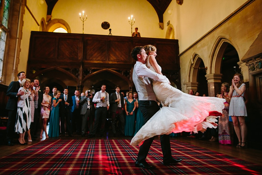 st audries park first dance