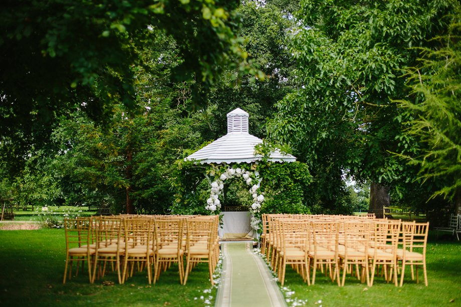 outdoor wedding venues in somerset